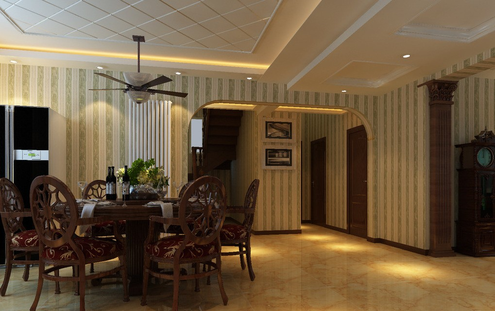 Ceiling fan for dining room - 10 reasons to install | Warisan Lighting