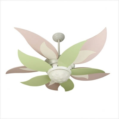 ceiling fan for girls room photo - 6