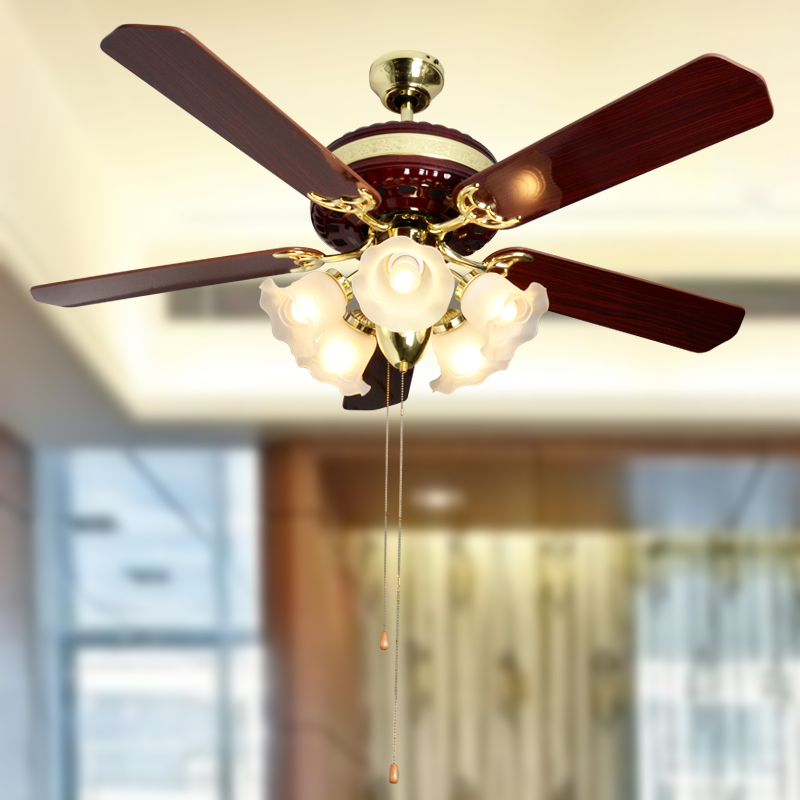 ceiling fan for high ceiling photo - 2