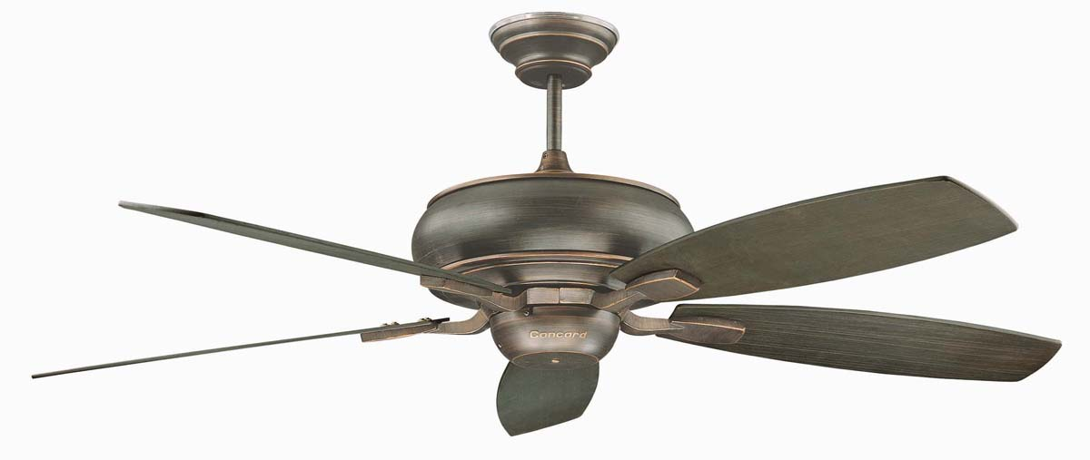 ceiling fan for high ceiling photo - 9