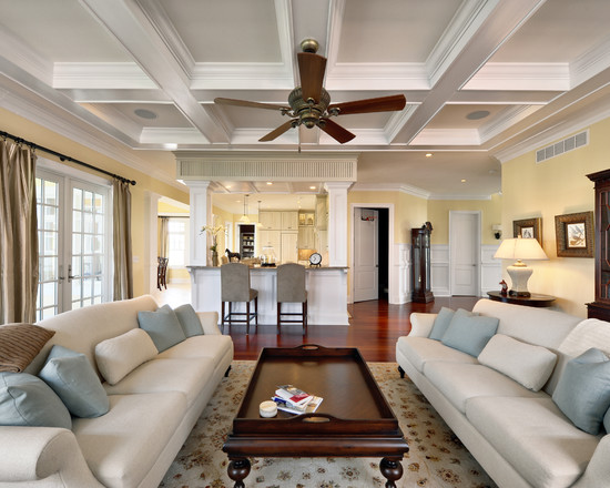 ceiling fan for living room photo - 10
