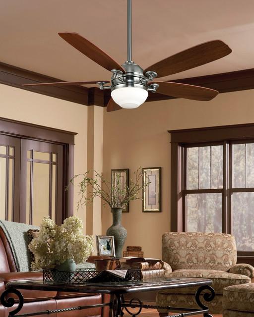 ceiling fan for living room photo - 4