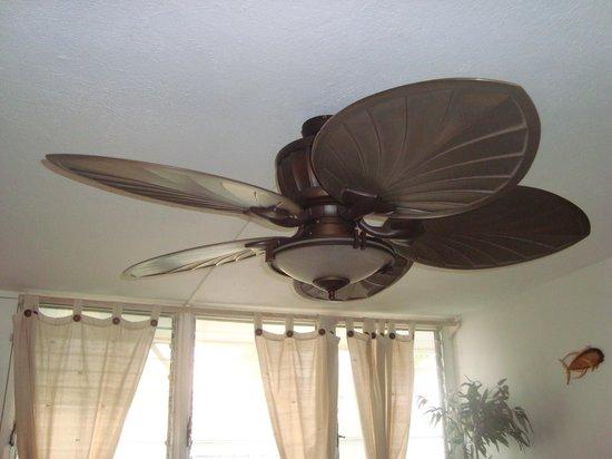 ceiling fan for living room photo - 6