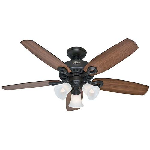 ceiling fan for small room photo - 10