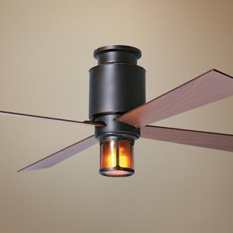 ceiling fan for small room photo - 6
