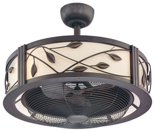 ceiling fan for small room photo - 7