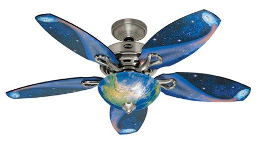 ceiling fan kids room photo - 2