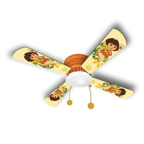 ceiling fan kids room photo - 5