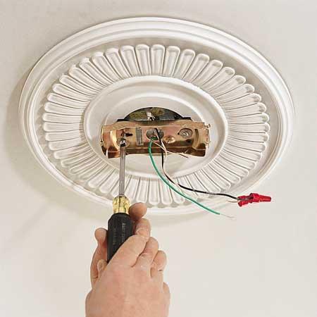 ceiling fan light photo - 4