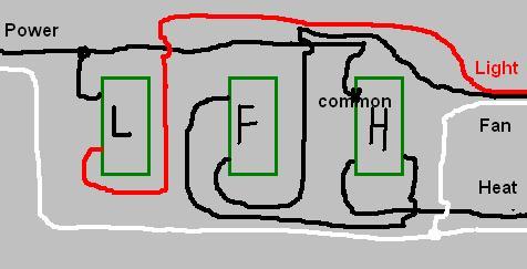 Broan Heater Electric Broan Wiring Diagram And Circuit