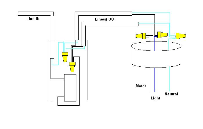 4 way switch wiring diagram variations