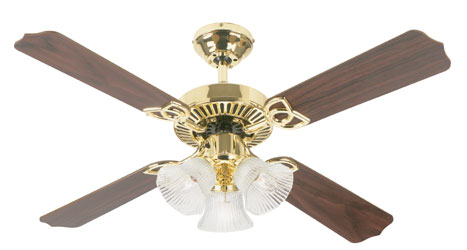 ceiling fan light kit white photo - 2