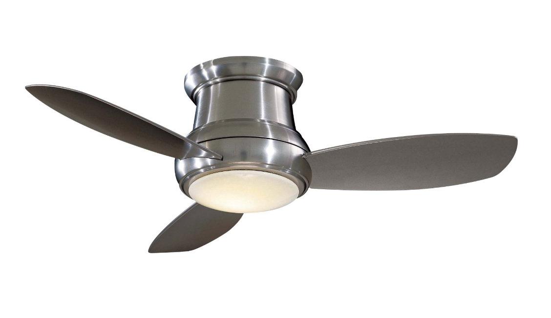 ceiling fan low ceiling photo - 5