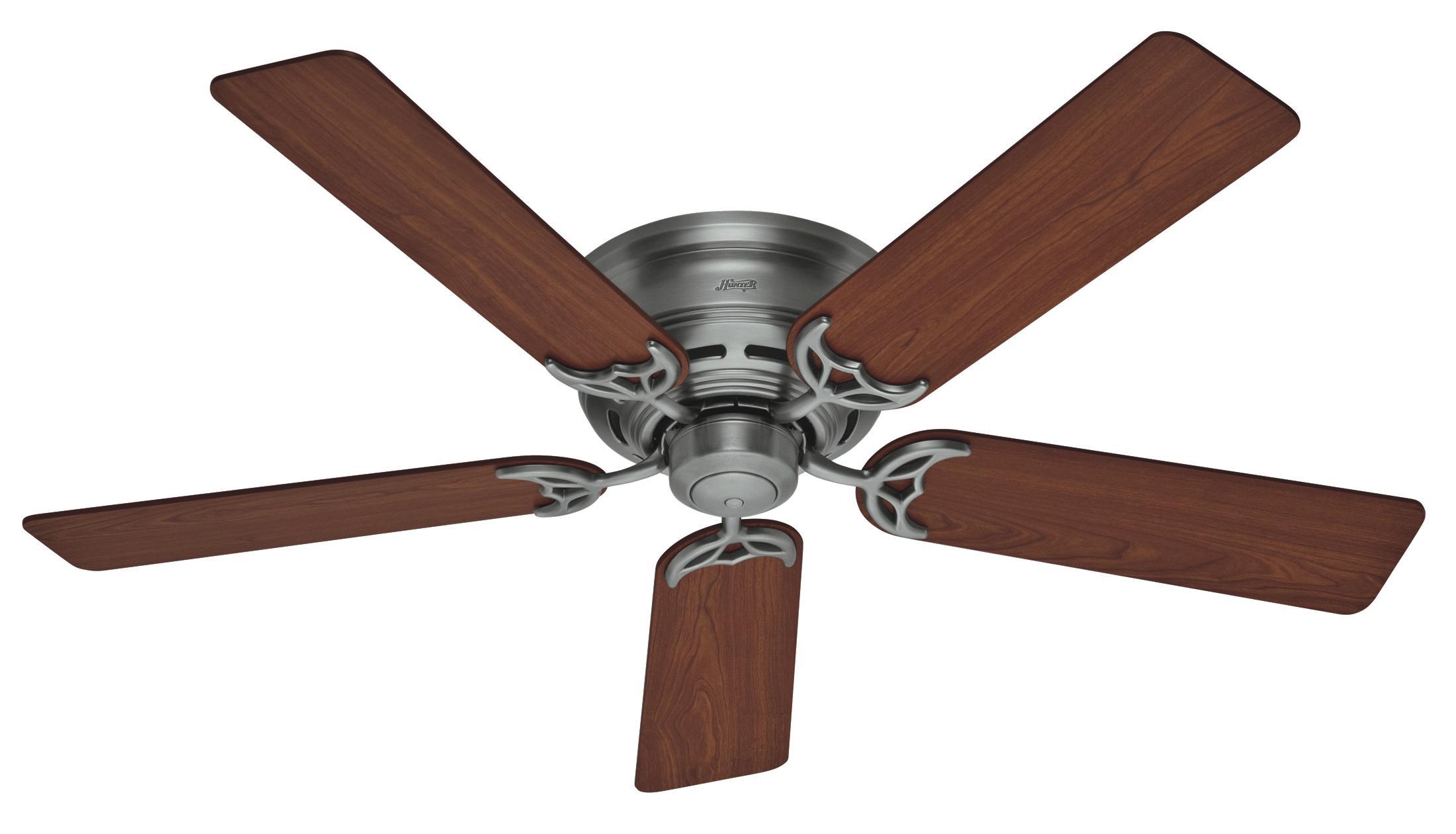 ceiling fan low ceiling photo - 6