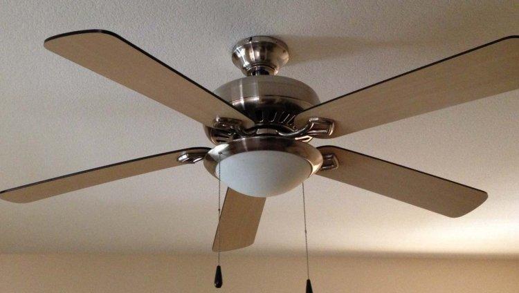 ceiling fan model ac-552 photo - 1