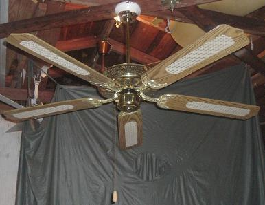 ceiling fan model ac-552 photo - 10