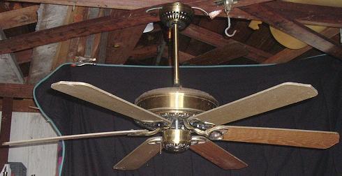 ceiling fan model ac-552 photo - 7