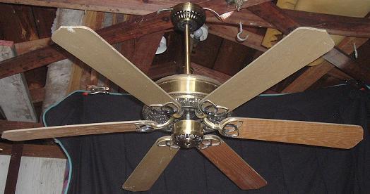 ceiling fan model ac-552 photo - 9