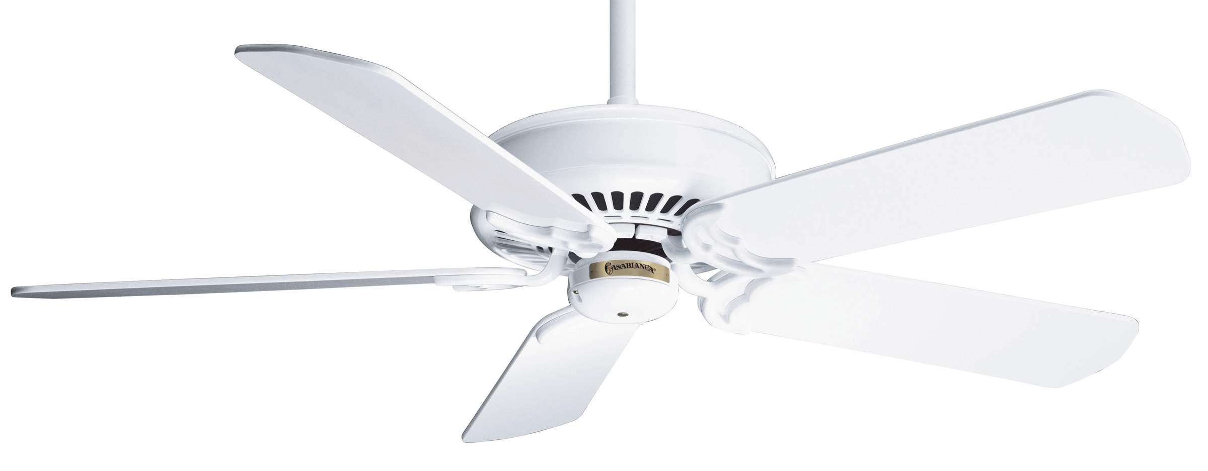 ceiling fan no light photo - 5