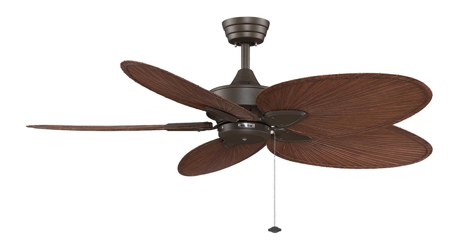 Ceiling fan palm blades | Warisan Lighting:ceiling fan palm blades photo - 1,Lighting