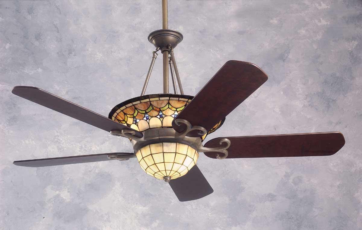 Ceiling Fan Tiffany: ceiling fan tiffany photo - 1,Lighting