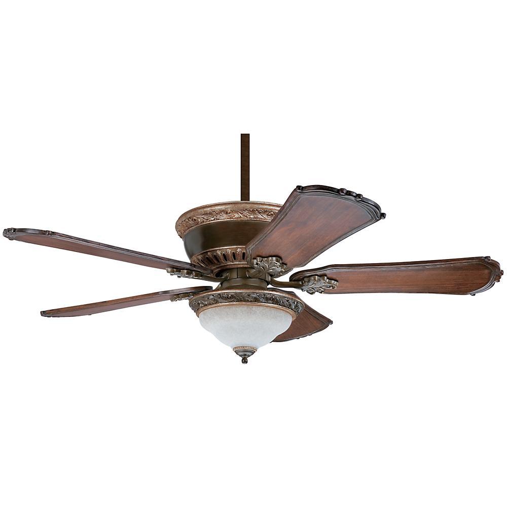 ceiling fan wood photo - 1