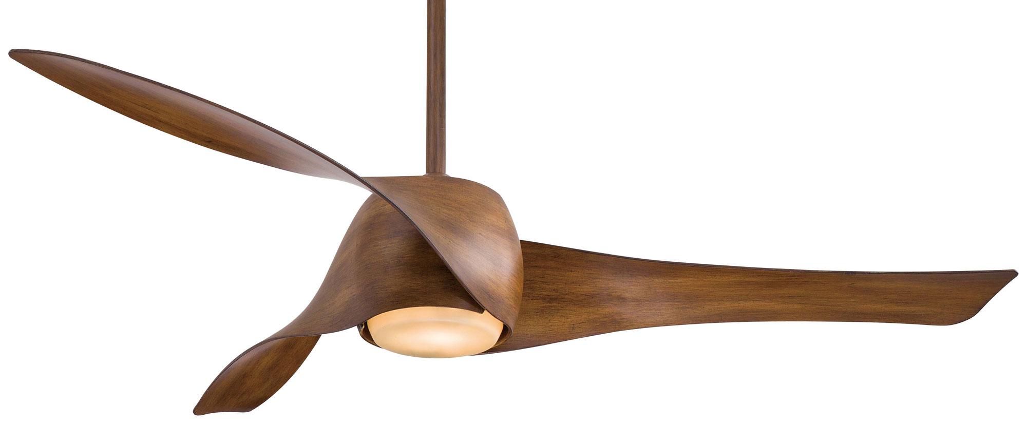 ceiling fan wood photo - 3