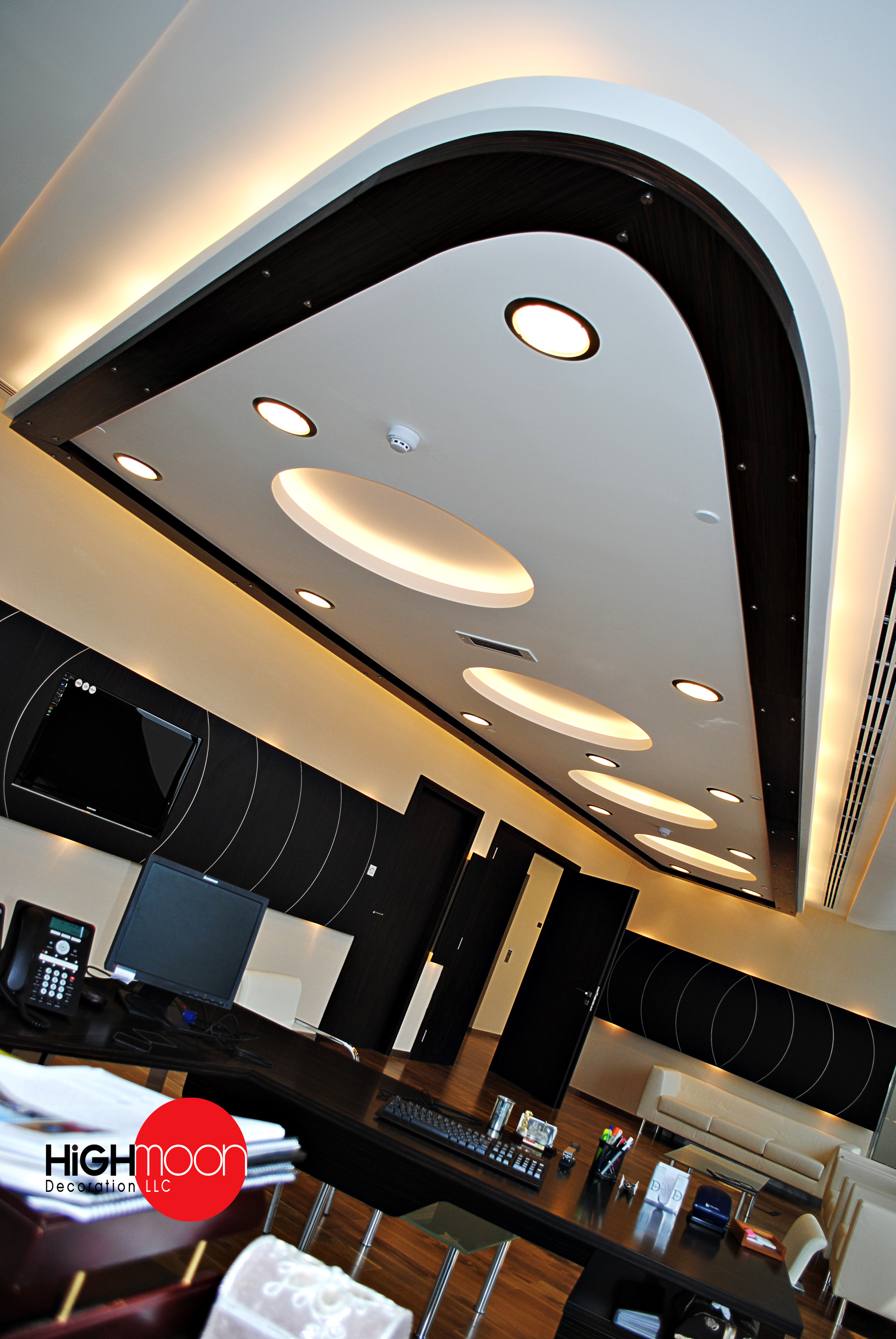 ceiling glass lights photo - 5