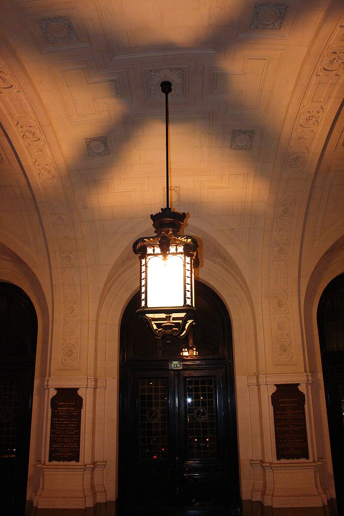 ceiling hall lights photo - 9