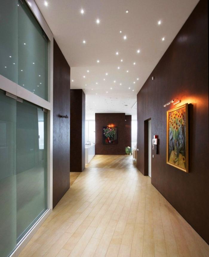 ceiling hallway lights photo - 5