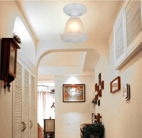 ceiling hallway lights photo - 8