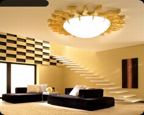 ceiling light bedroom photo - 6