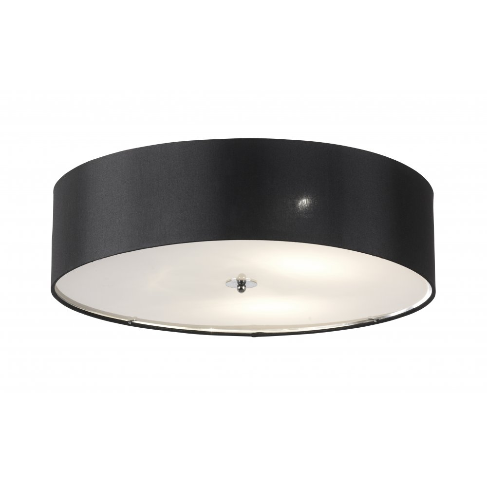 ceiling light black photo - 10