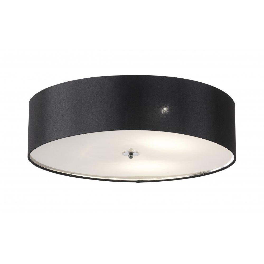 ceiling light black photo - 10