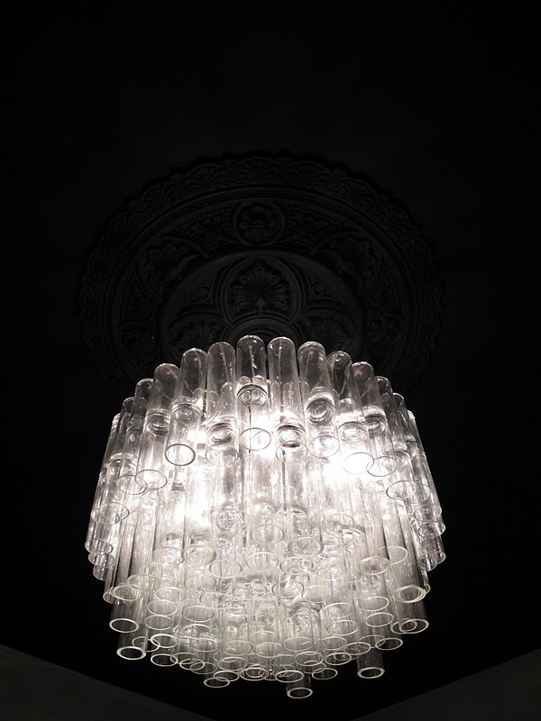 ceiling light black photo - 5