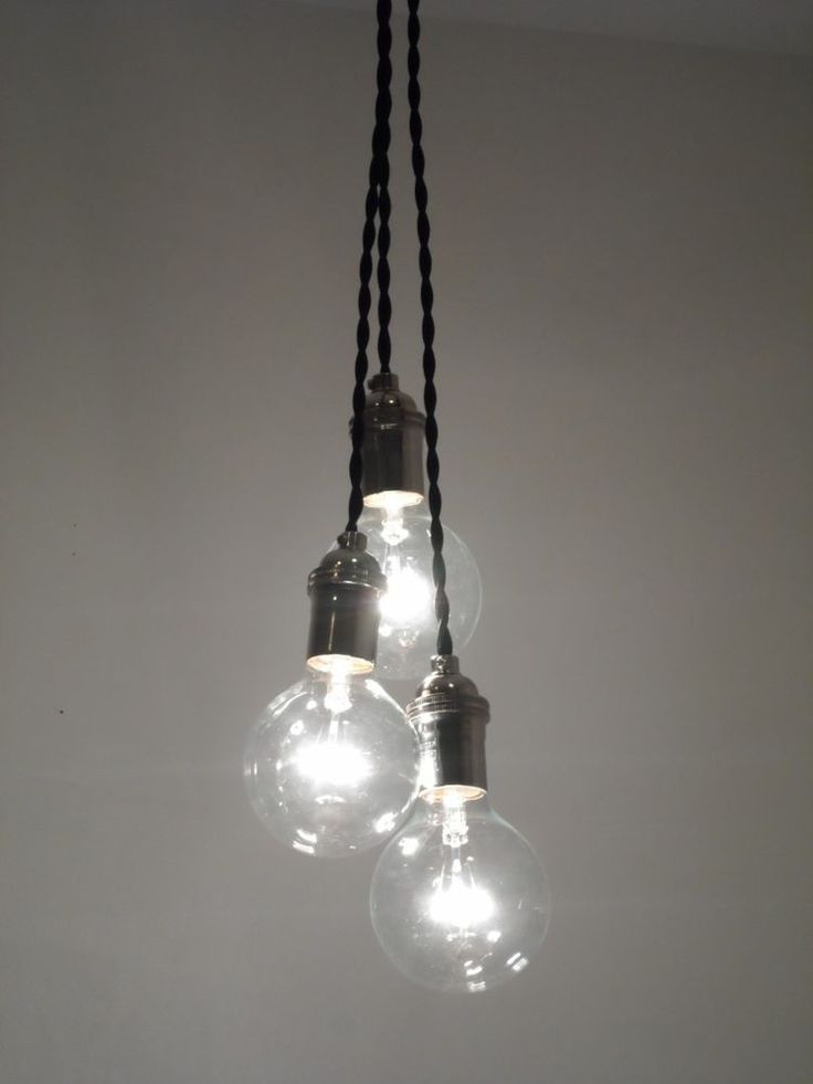 ceiling light bulb photo - 4