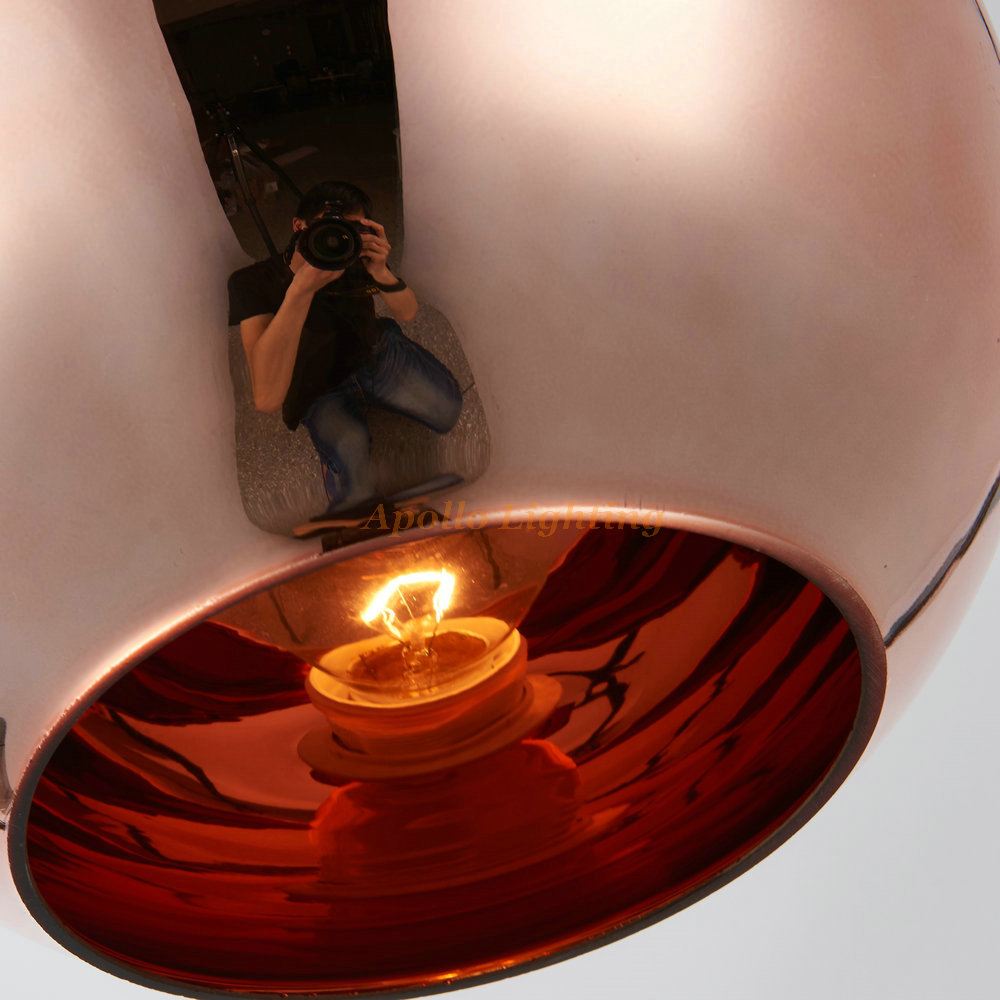 ceiling light bulb shade photo - 8