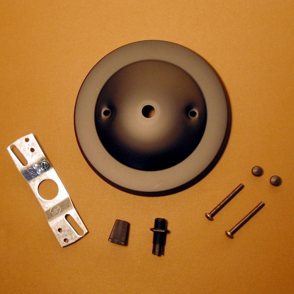 ceiling light canopy kit photo - 1
