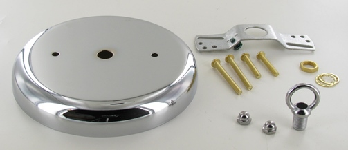 ceiling light canopy kit photo - 4