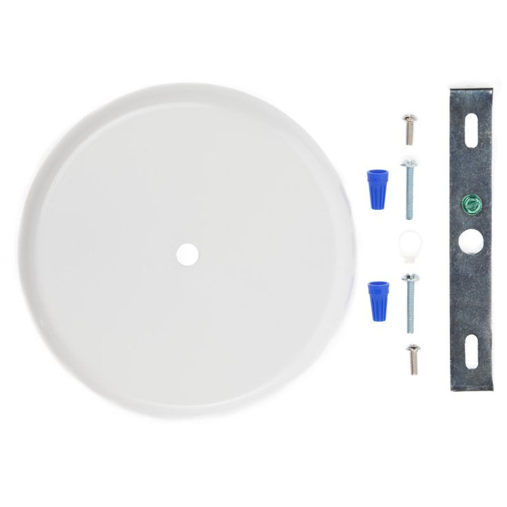 ceiling light canopy kit photo - 8
