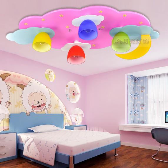 ceiling light kids room photo - 3
