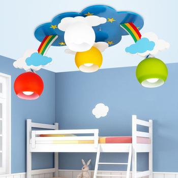 ceiling light kids room photo - 7