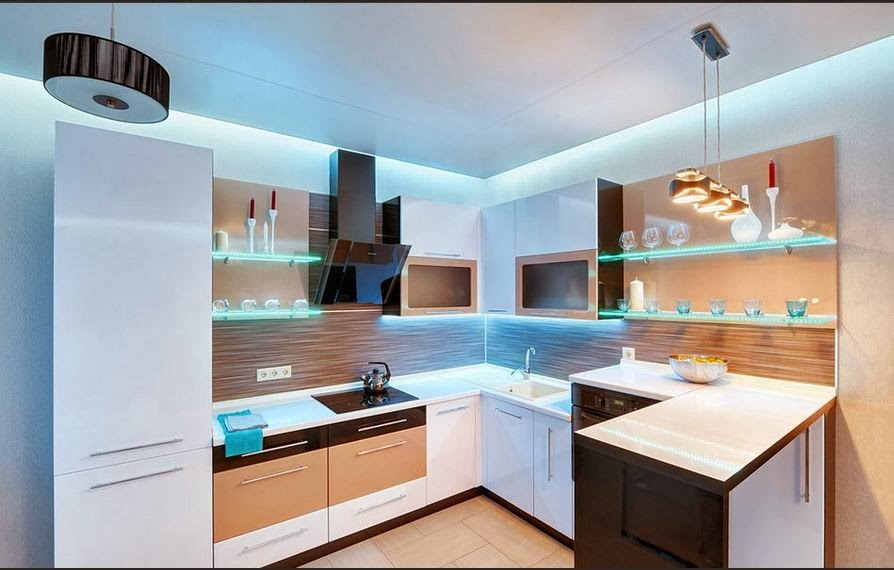 ceiling light kitchen photo - 1
