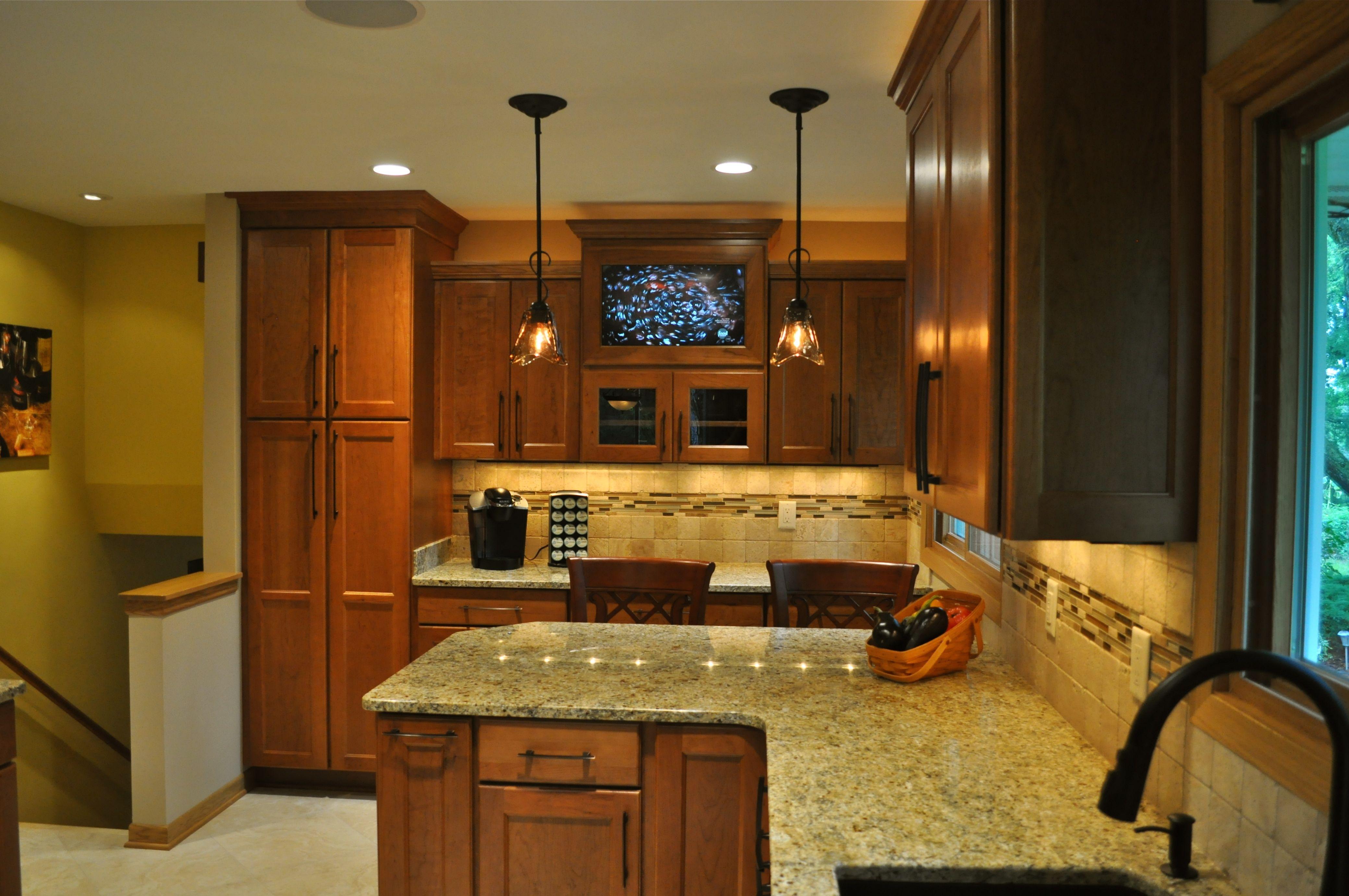 ceiling light kitchen photo - 2