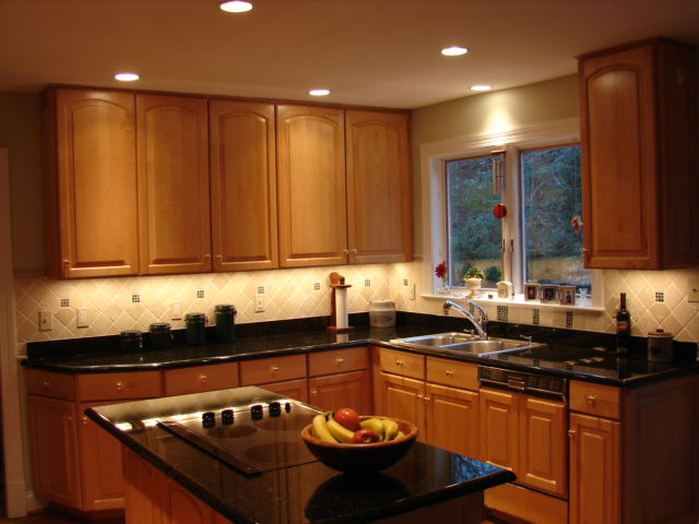 ceiling light kitchen photo - 6
