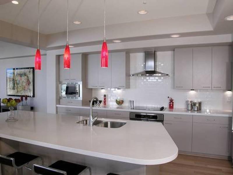 ceiling light kitchen photo - 7