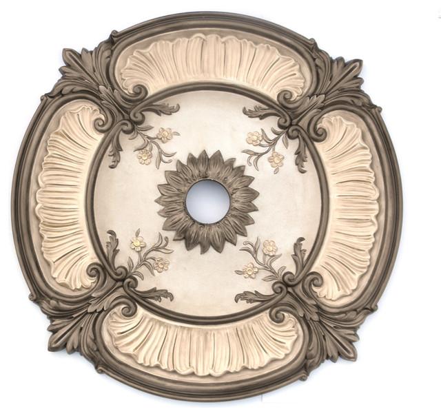 ceiling light medallions photo - 2