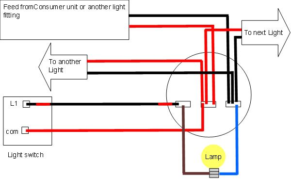 Light Fitting Wiring Diagram Wiring diagram – Light Fixture Wiring Diagram