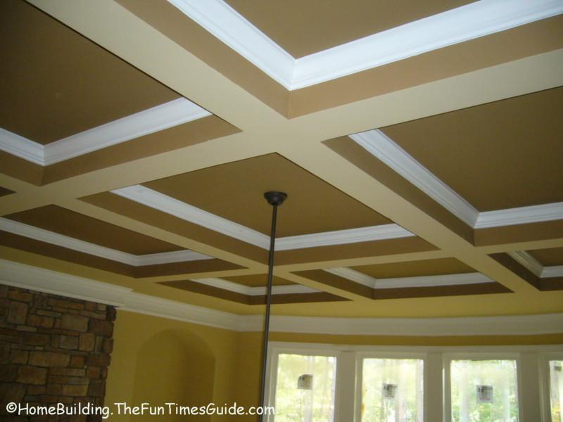 ceiling light trim photo - 1