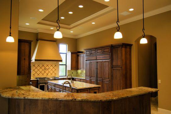 ceiling light trim photo - 8